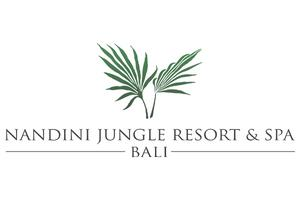 Nandini Jungle Resort & Spa Bali  logo