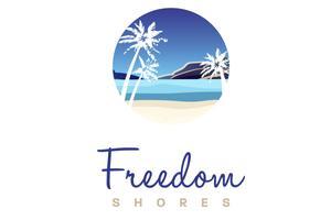 Freedom Shores logo