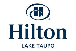 Image result for hilton taupo logo