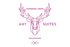 Farmers Arms Art Suites logo