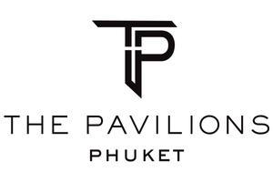The Pavilions Phuket  logo