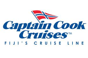 Captain Cook Cruises Fiji logo