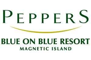 Peppers Blue on Blue Resort logo