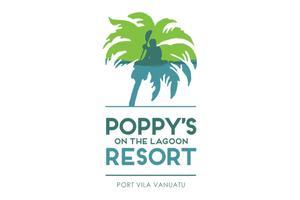 Poppy's on the Lagoon Resort logo