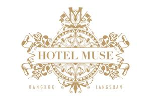 Hotel Muse Bangkok Langsuan - MGallery logo