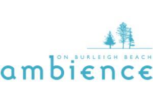 Ambience on Burleigh Beach logo