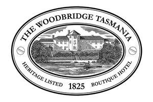The Woodbridge Tasmania logo