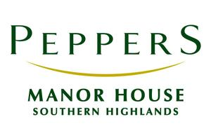 Peppers Manor House logo