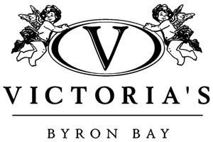 Victoria's At Ewingsdale Byron Bay logo