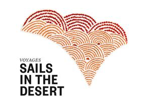 Sails in the Desert logo