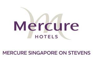 Mercure Singapore On Stevens  logo