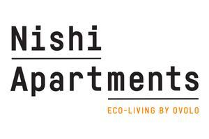 Nishi Apartments Eco-Living by Ovolo logo