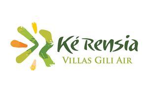 Ke Rensia Villas Gili Air logo