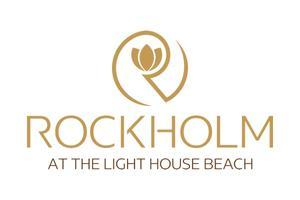 Rockholm at the Light House Beach logo