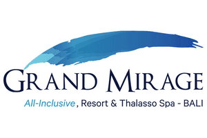 Grand Mirage Resort & Thalasso Bali logo