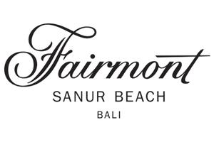 Fairmont Sanur Beach Bali November 2019 logo