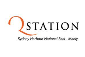 Q Station Retreat - APR 2019 logo
