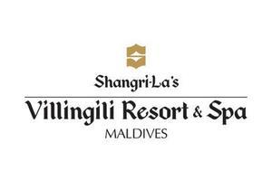 Shangri-La's Villingili Resort & Spa, Maldives - Nov 2018 logo