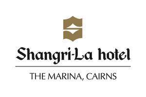 Shangri-La Hotel, The Marina, Cairns logo