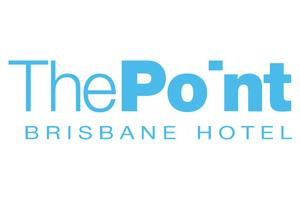 The Point Brisbane Hotel logo