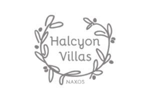 Halcyon Villas logo