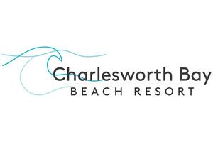 Charlesworth Bay Beach Resort logo
