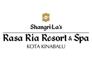 Shangri-La Rasa Ria Resort & Spa logo