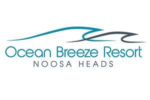 Ocean Breeze Resort logo