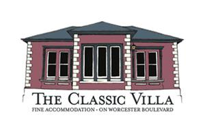 The Classic Villa Christchurch logo