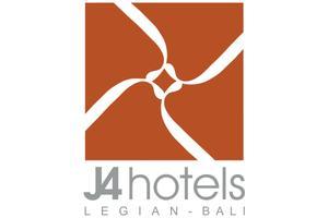J4 Hotels Legian logo