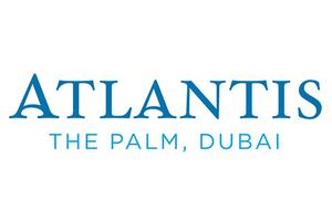 Atlantis, The Palm, Dubai logo