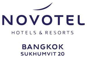 Novotel Bangkok Sukhumvit 20 - 2018 logo