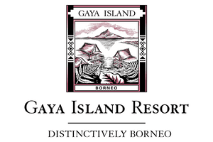 Gaya Island Resort logo
