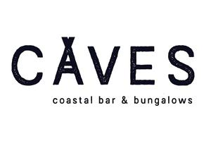 Caves Coastal Bar & Bungalows logo