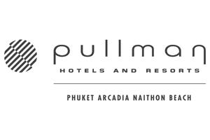 Pullman Phuket Arcadia Naithon Beach logo