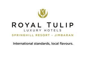 Royal Tulip Springhill Resort Jimbaran logo