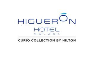Higuerón Hotel Málaga, CURIO Collection by Hilton logo
