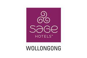 Sage Hotel Wollongong logo