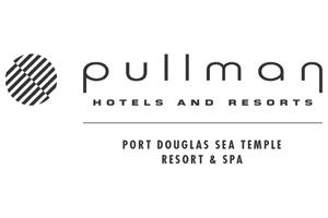 Pullman Port Douglas Sea Temple Resort and Spa 2019 logo