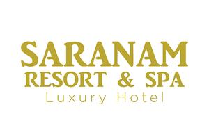 Saranam Resort & Spa logo