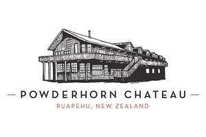 Powderhorn Chateau logo