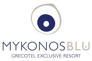 Mykonos Blu Grecotel Exclusive Resort logo