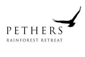 Pethers Rainforest Retreat logo