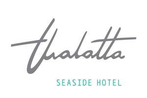 Thalatta Seaside Hotel logo