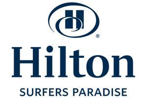 Hilton Surfers Paradise logo