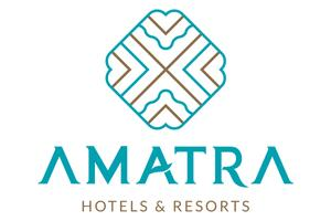 Amatra by the Ganges logo