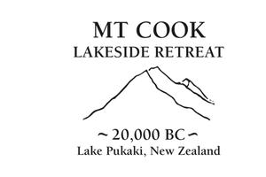 Mt Cook Lakeside Retreat, High Country Estate & Luxury Villa Collection logo
