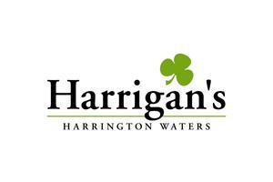 Harrington River Lodge logo