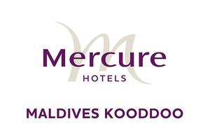 Kooddoo Maldives Resort by Mercure logo