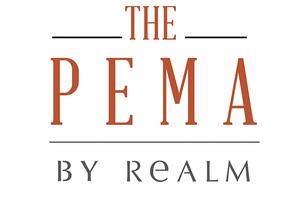 The Pema by Realm logo